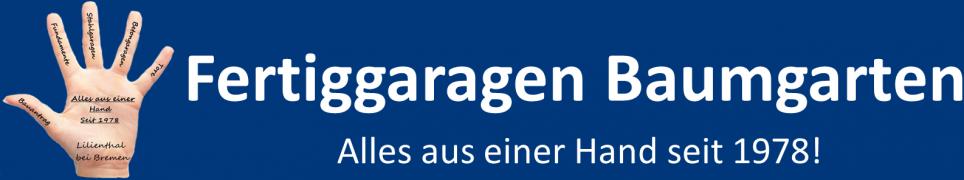 Fertiggaragen Baumgarten